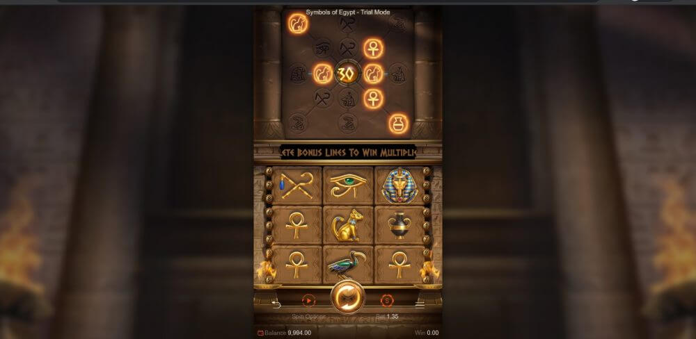 Serunya Main Symbol Egypt di Situs Slot Online Terpercaya